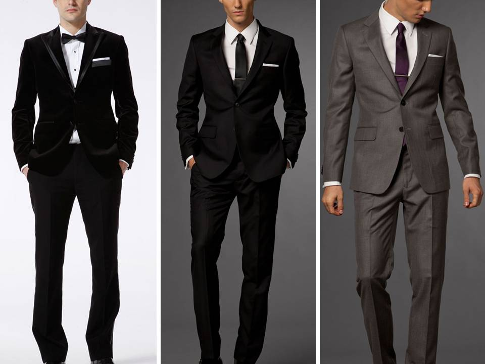 Dapper customizable tailored suits and tuxedos for your