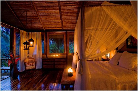 Beautiful tranquil and romantic honeymoon bungalo in Costa Rica  OneWedcom