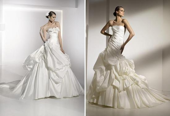 All Lace Wedding Dress With Boat Neck And Mermaid Skirt