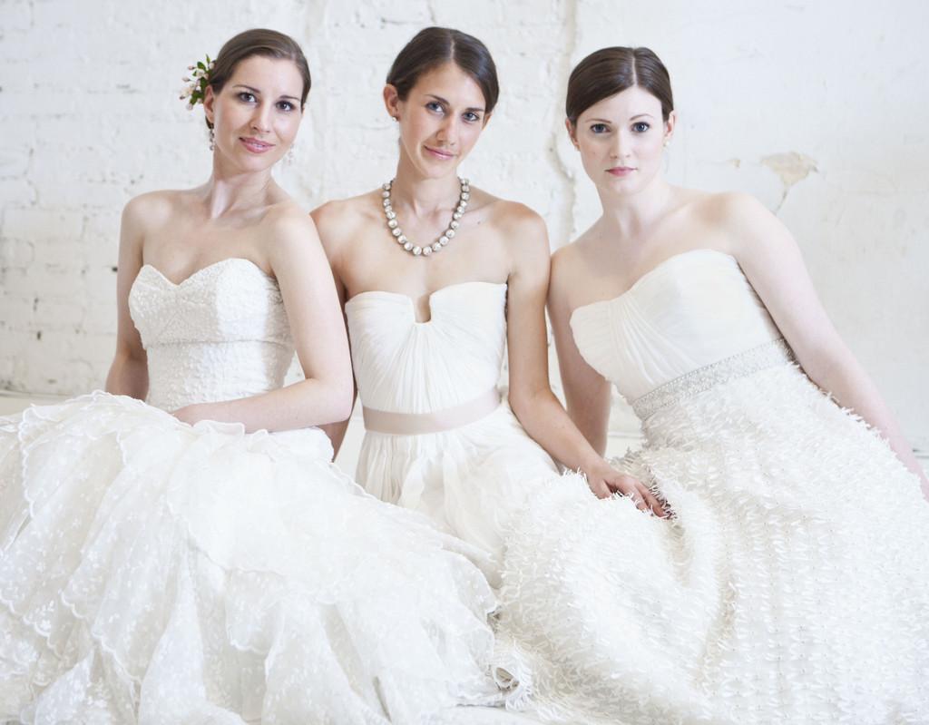 Reem Acra Wedding Dresses Bridal Gown Rentals
