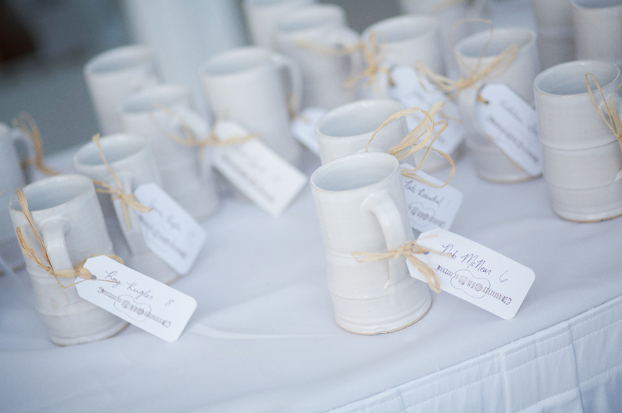 Coffee Mug Wedding Favors