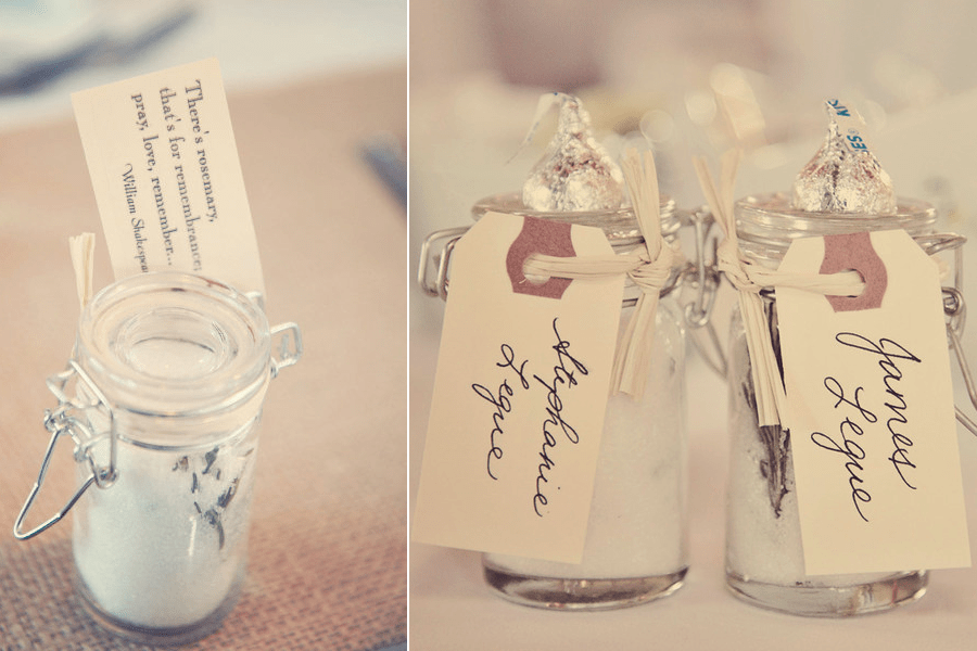 Destination Wedding Favor Ideas