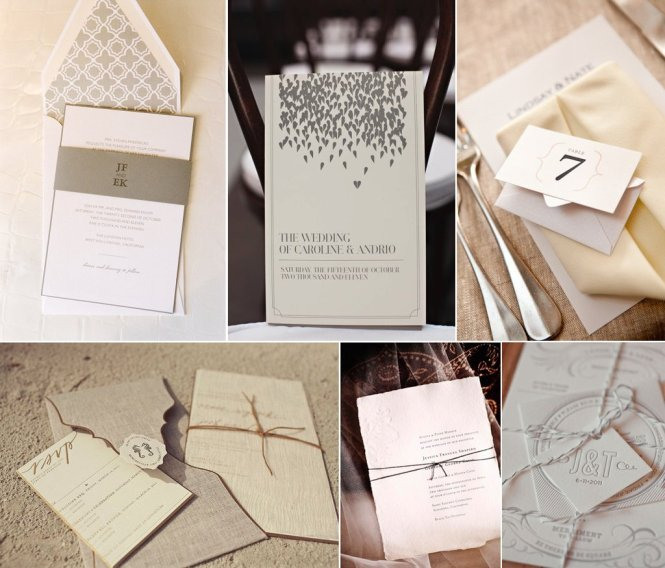 Wedding Invitations Paper To Inspire You On How Create Your Own Invitation 9