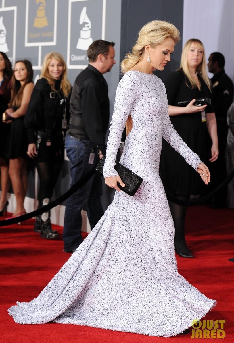 Carrie Underwood Wedding Dress