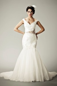 2012 wedding dresses Matthew Christopher bridal gown ...