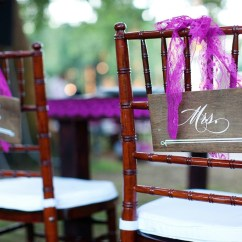 Wedding Bride And Groom Chairs Swivel Chair Development Llc Elegant Outdoor At Winery In Malibu