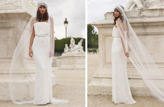 Romantic Wedding Dresses By Stephanie Allin 2012 Bridal