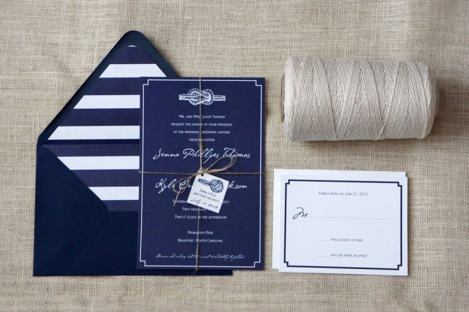The Knot Wedding Invitations To Inspire You How Make Your Invitation With Pretty Appearance 17