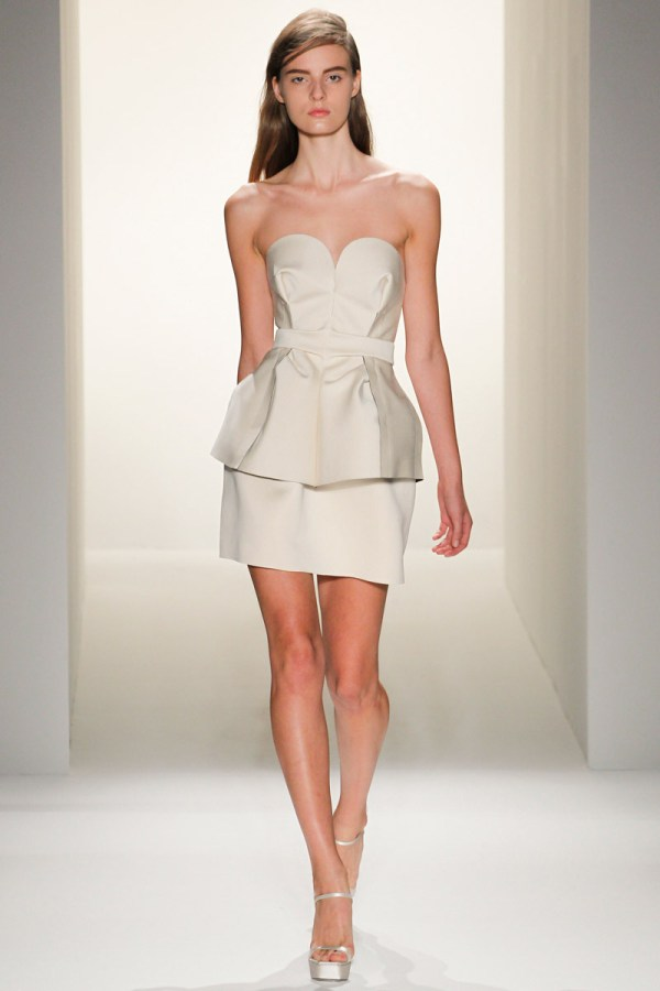 Catwalk White Aisle Wedding Style Inspiration