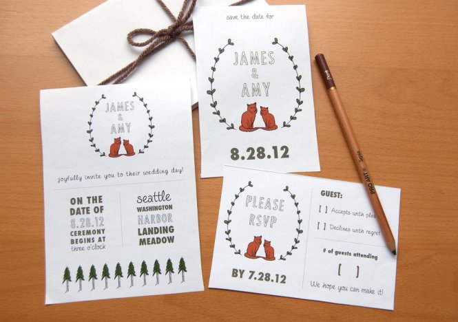 Wedding Invitations On A Budget Is Graceful Ideas Which Can Be Applied Into Your Invitation 7
