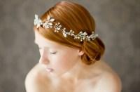 chic bridal headbands unique wedding hair accessories ...
