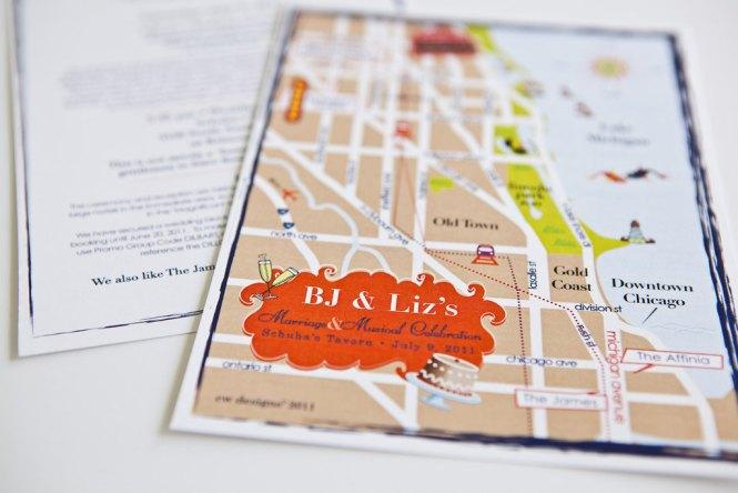 wedding invitations chicago – gangcraft, Wedding invitations