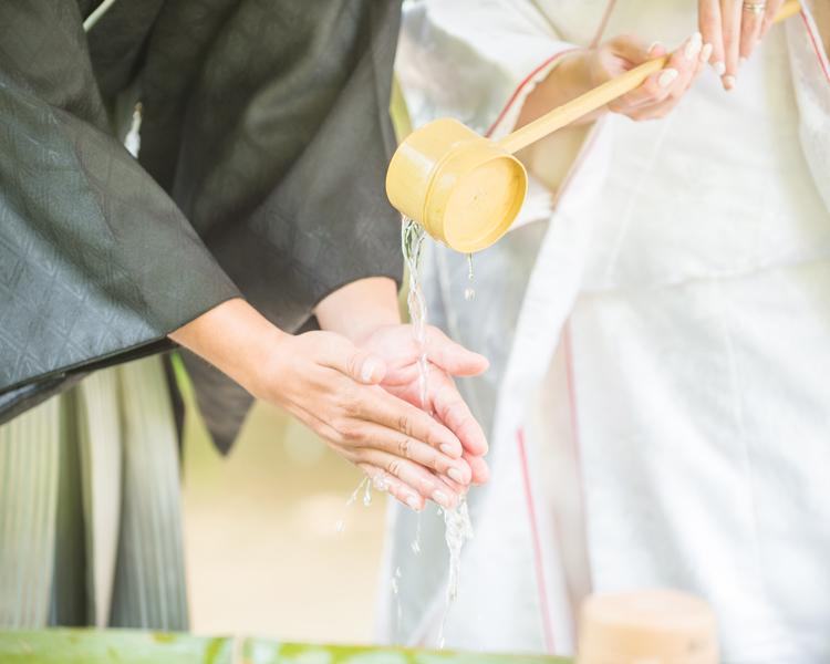 福岡 櫻井神社での前撮り│福岡の前撮り・フォトウェディングはTHE WEDDING TOWN