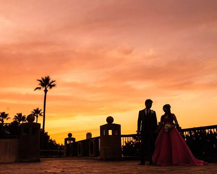 福岡 百道浜海浜公園での前撮り│福岡の前撮り・フォトウェディングはTHE WEDDING TOWN福岡