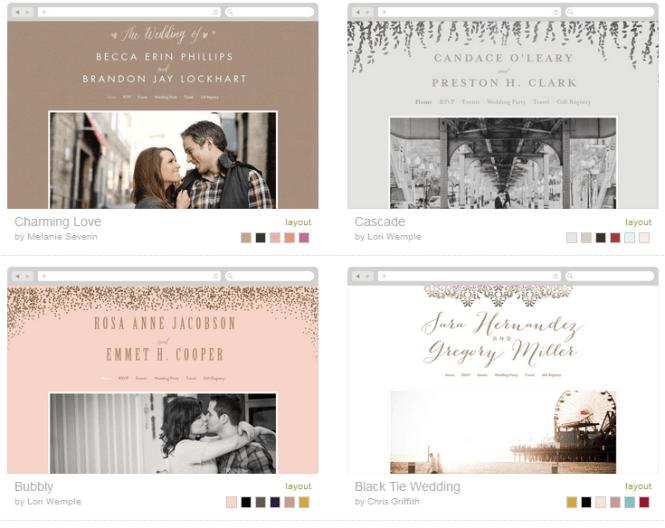 Best Online Wedding Invitation Websites Reviews