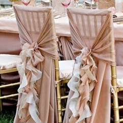 Wedding Chair Covers For Chairs Dining Sashes Chloe And Armando S Primary Menu
