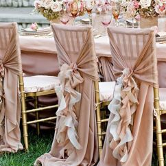 Wedding Chair Sash Butterfly Covers Sashes Chloe And Armando S
