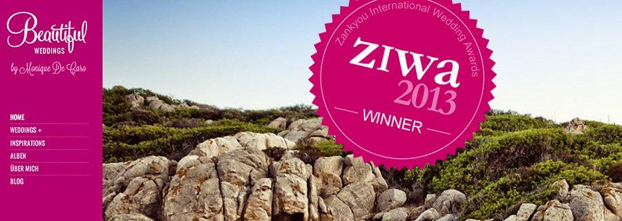 Gewinner ZIWA 2013