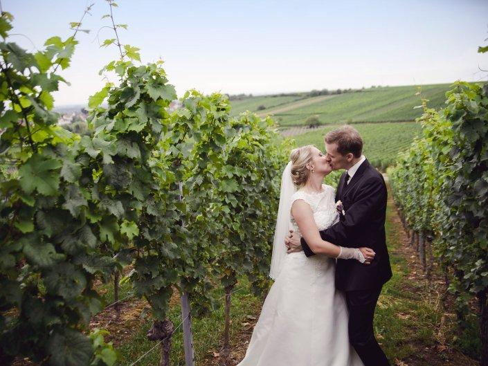 Hochzeit im Weingut am Nil