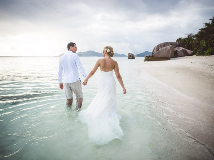 Destination Wedding Seychellen