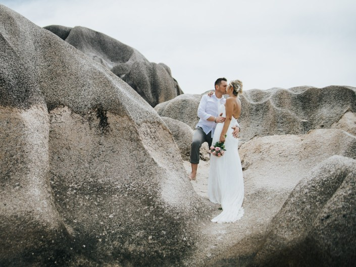 Wedding in the Seychelles