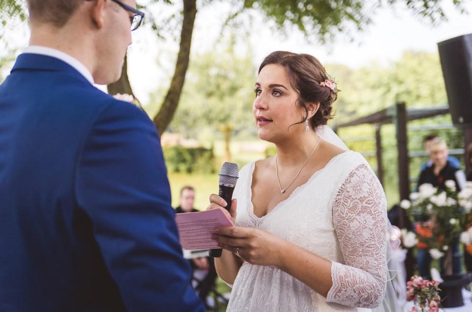 Wie du alle verzauberst - mit deiner Hochzeitsrede als Braut