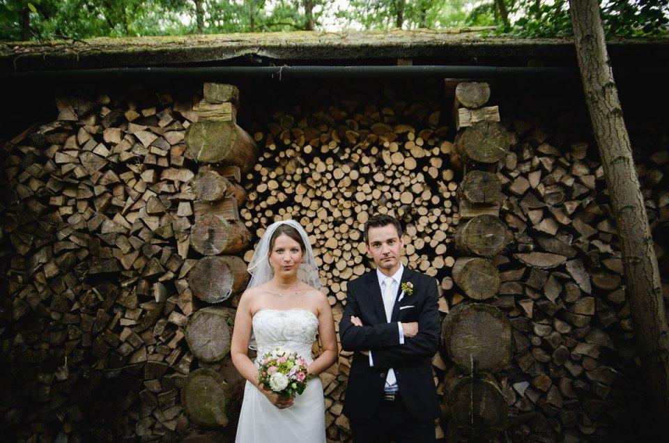 Eine Hochzeit im Liebevoll! in der Auermühle