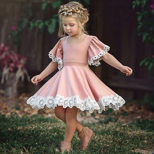 fryzury na wesele dla dziewczynek warkocz korona