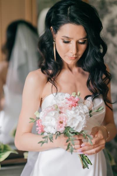 makijaż ślubny delikatny