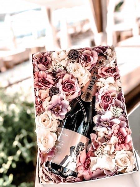 prezent na ślub alkohol
