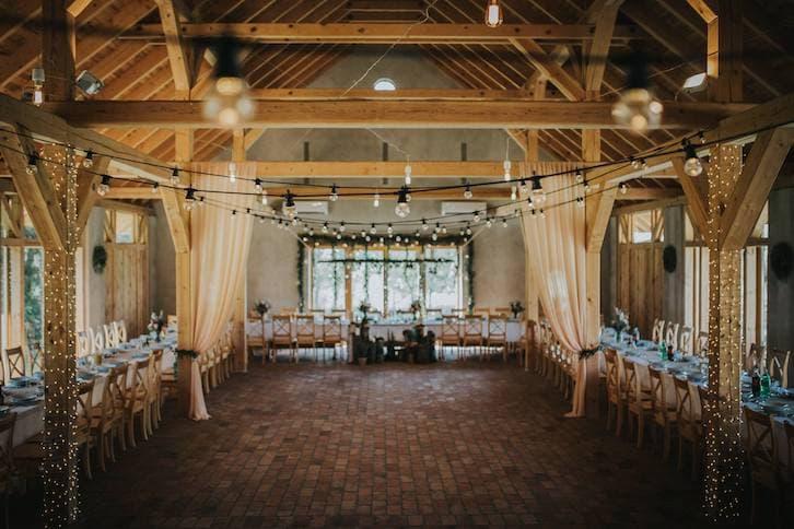 wesele w stylu rustykalnym hacjenda dolina żab