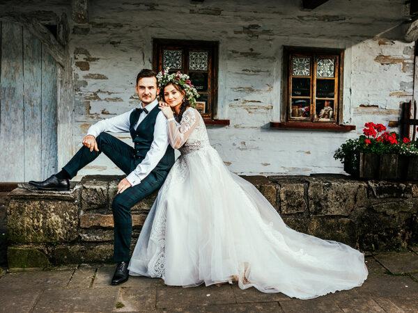 sesja ślubna Lanckorona