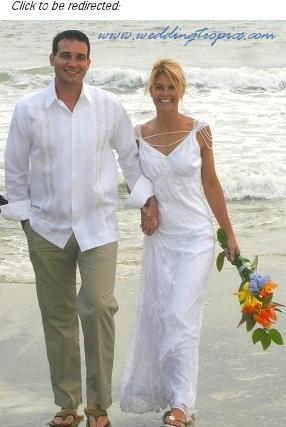 Hawaiian beach wedding dresses  WEDDING DRESS