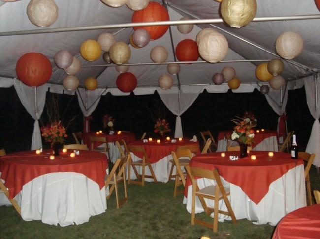 Fabulous Fall Wedding Decorations