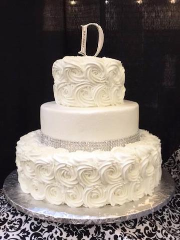Wedding cakes 5