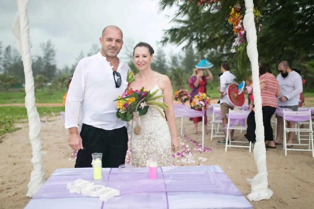 Wedding Celebrant Phuket Vow Renewal
