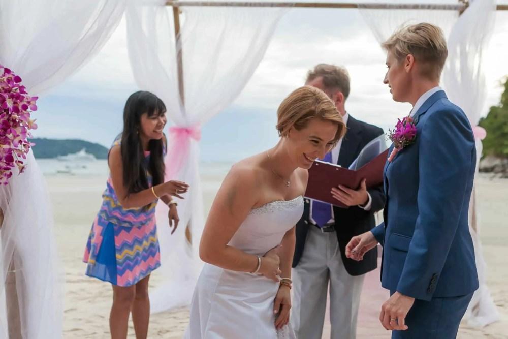 Beach wedding celebrant (7)
