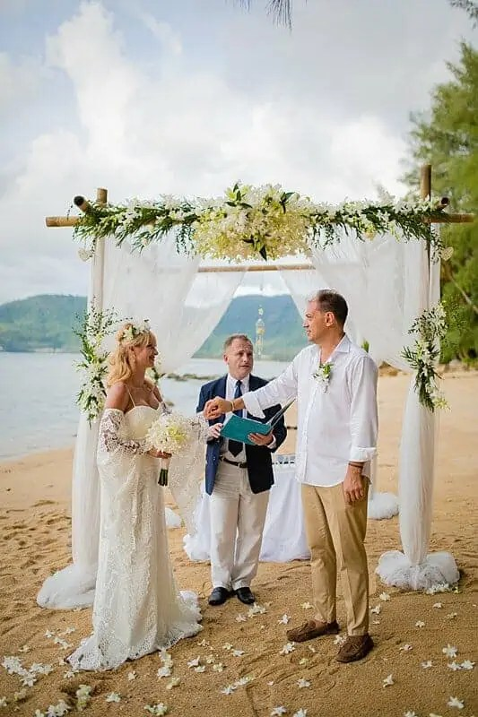Phuket Wedding Officiant 48