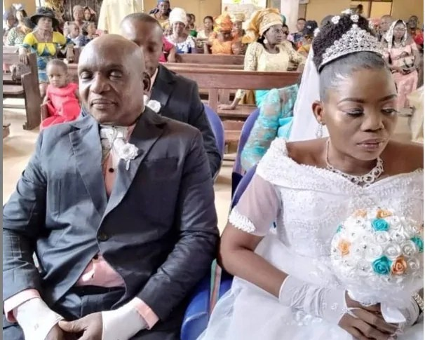 Joy-as-nigerian-lady-marries-visually-impaired-man-see-adorable-photos-from-their-beautiful-wedding-ceremony Jpg