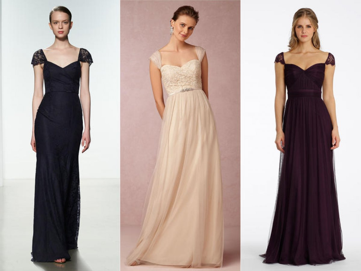 New Bridesmaid Dress Trends You'll Love For 2016