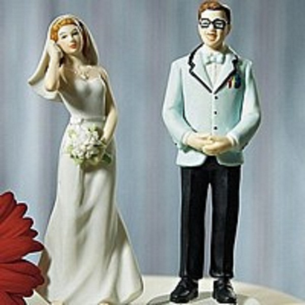 Geeked-out wedding