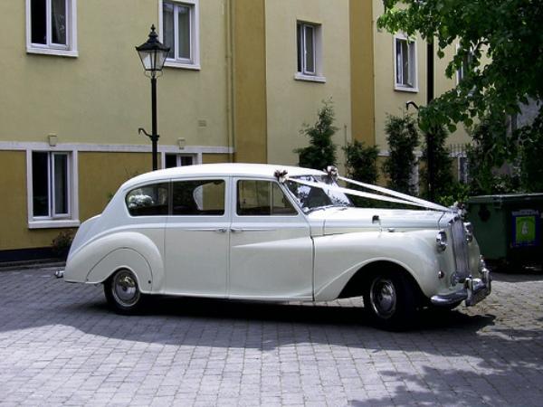 1940s Austin Princess