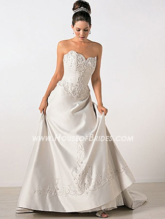 alfred angelo gown