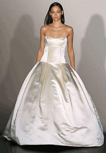 amsale wedding gown 1
