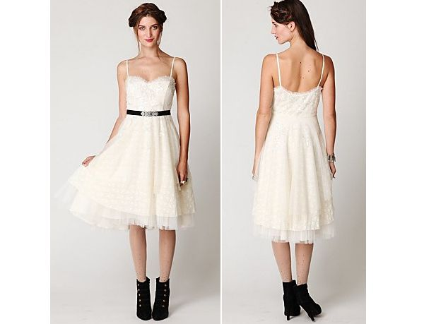 Ana's Beaded Dress