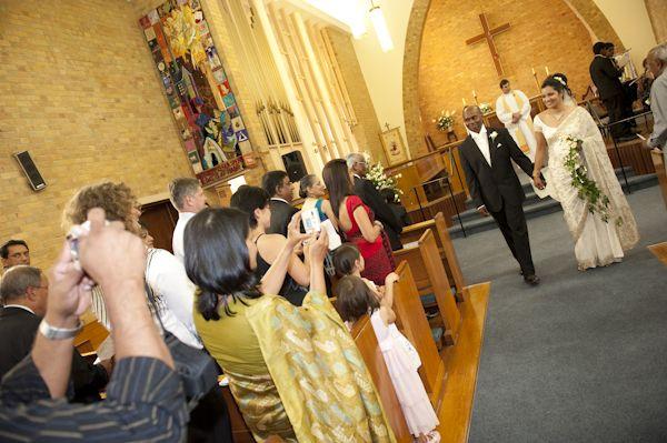 Anglican Wedding