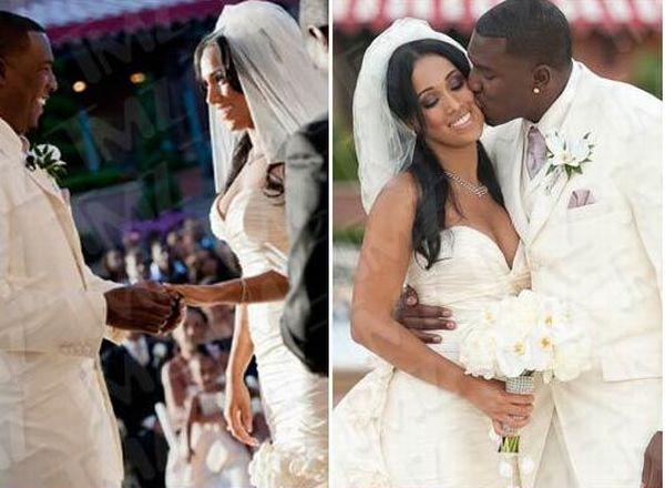 Antonio Gates wedding