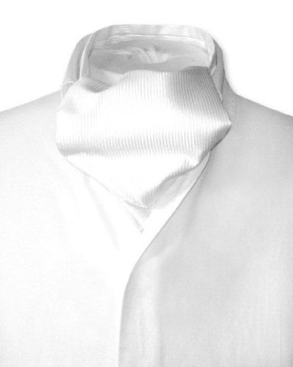 Antonio Ricci Ascot in Solid White Color