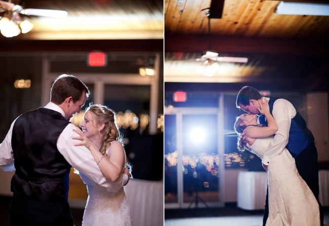Backlighting for your wedding