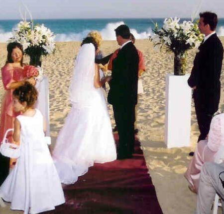 beach wedding destinations tb